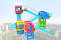智邦ZBOND磁汇贯通磁力拼搭积木