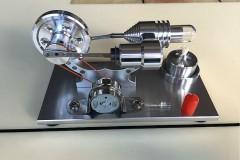 斯特林发动机金属模型