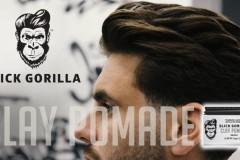 猩猩Slick Gorilla造型发泥