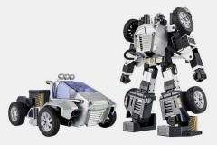 乐森Robosen星际特工T9机器人玩具
