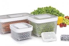 奥秀OXO蔬菜冰箱保鲜盒