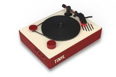 Tinyl LOOP迷你黑胶唱片机