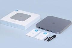海备思Hagibis Type-c拓展坞内置硬盘盒