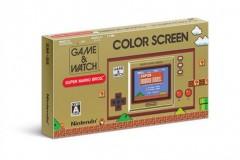 任天堂Nintendo GAME & WATCH 马里奥兄弟35周年纪念限量款