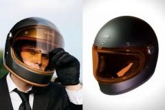 黑豆Hedon摩托车头盔