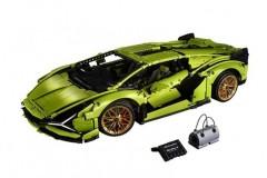 乐高LEGO 42115 兰博基尼Lamborghini汽车模型积木
