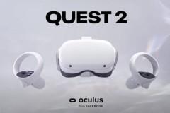 Oculus Quest 2代VR一体机