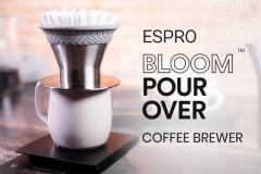ESPRO Bloom手冲咖啡不锈钢滤杯