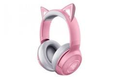 雷蛇Razer北海巨妖Kraken Kitty头戴式猫耳游戏耳机
