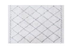 陌希Warm Nordic摩洛哥毛绒地毯