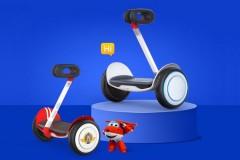九号Ninebot Nano儿童电动平衡车