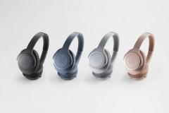 Audio Technica铁三角ATH-SR30BT头戴式蓝牙耳机