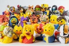 Numskull Tubbz小黄鸭浴缸玩具