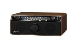 山进SANGEAN WR-12BT蓝牙音箱收音机
