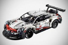乐高LEGO TECHNIC 42096保时捷Porsche 911赛车积木