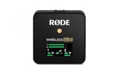 罗德RODE Wireless Go II二代一拖二无线领夹麦克风