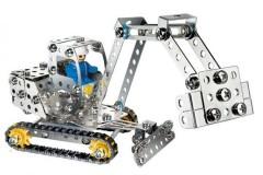 爱泰Eitech儿童金属拼装模型