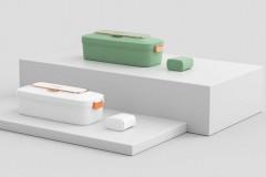 生活元素LIFE ELEMENT真空保鲜可加热饭盒