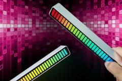RGB声控拾音节奏灯