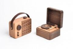 作物 ZOWOO 复古音乐盒