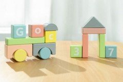 美乐 Joan Miro & Tookytoy 联名儿童木质积木