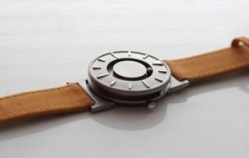 恒圆EONE时尚触摸式盲人手表 Bradley Watch 盲表