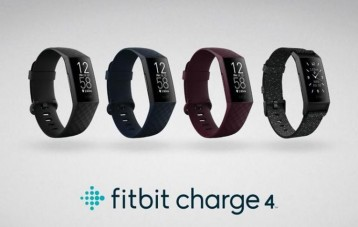 Fitbit Charge 4 智能心率手环