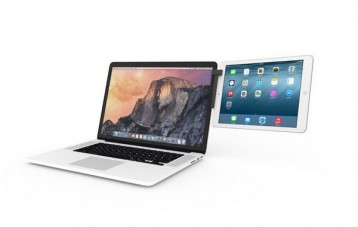 Ten One Design Mountie屏幕侧手机/iPad支架:让手机、iPad变身为第二显示屏