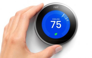 Nest Learning Thermostat 第3代恒温温控器
