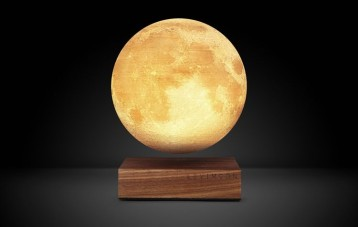 Levimoon 磁悬浮月亮灯