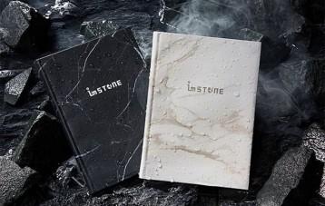 imSTONE 石头纸角岩防水笔记本