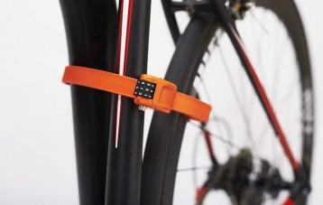 OTTOLOCK自行车软带密码锁