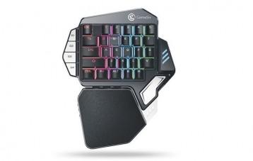 盖世小鸡Gamesir Z1单手游戏键盘