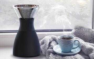 Asobu PourOver便携保温咖啡滴漏壶