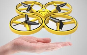 亿尔手势感应玩具飞行器