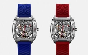 CIGA Design玺佳全自动镂空机械手表