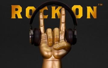 Luckies Rock On 摇滚手势耳机支架