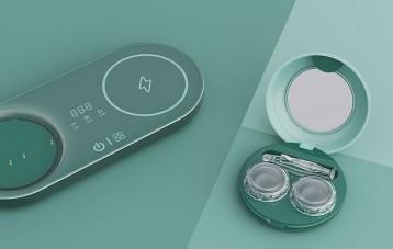 3N 5.0隐形眼镜美瞳清洗还原仪