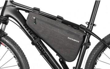 洛克兄弟RockBros自行车梁包三角包