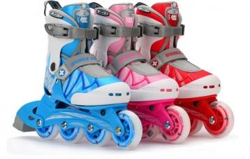 Micro迈古米高轮滑鞋