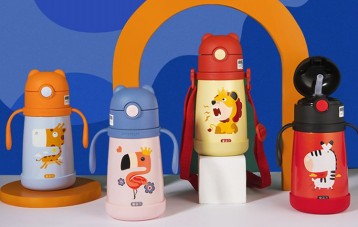 杯具熊BEDDY BEAR儿童保温杯