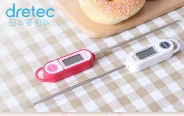 多利科DRETEC探针式电子温度计