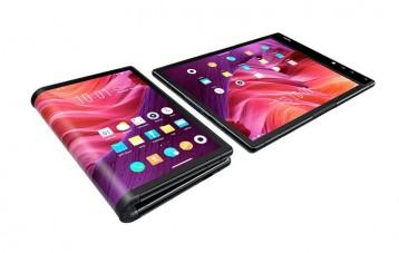 柔宇FlexPai柔派可折叠屏手机/平板电脑