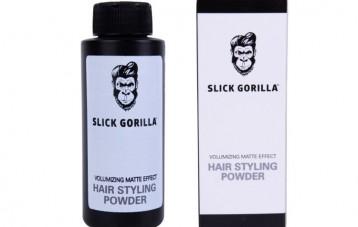 猩猩Slick Gorilla头发蓬松粉
