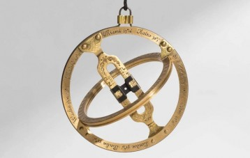 Kala Sundial环式日晷