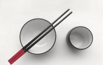 双枪Suncha合金筷子