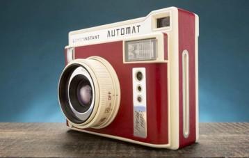 乐魔Lomography Lomo'Instant Automat自动拍立得相机