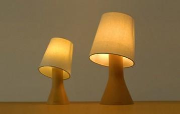 本来设计belaDESIGN烧杯台灯