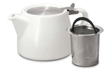 桩树人家FORLIFE彩釉陶瓷茶壶