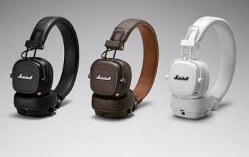 马歇尔MARSHALL MAJOR III 3代蓝牙耳机